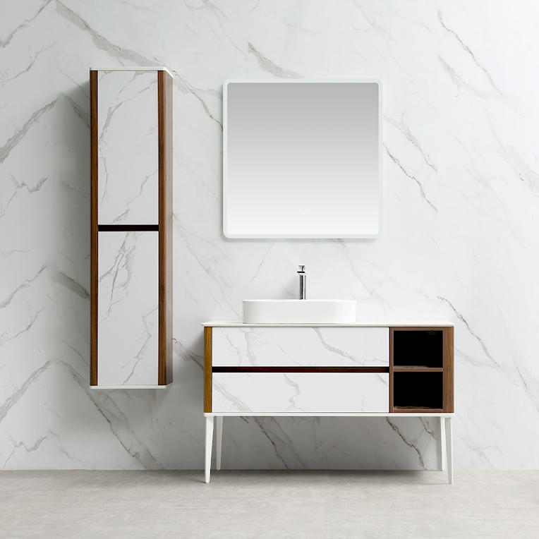 Queenswood Supplying Bathroom Cabinet Wash Basin And Sanitary Household Solution Design With Simple Modern And Green Concept